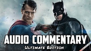 Download Batman v Superman Dawn of Justice Audio Commentary Video