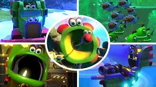 Download Yooka-Laylee - All Transformations Gameplay Video