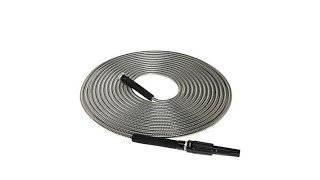 Download Bionic Steel WaterSaving 50' Heavy Duty Garden Hose with... Video