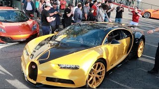 Download People LOSING it over the $4 MILLION Bugatti Chiron! (Hilarious) Video