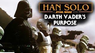 Download Darth Vader's Role/Purpose - Han Solo Star Wars Movie Video