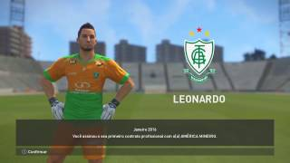 Download PES 2017 RUMO AO ESTRELATO GOLEIRO - O COMEÇO NO PS4 - #01 Video
