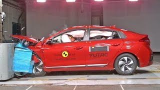Download 2017 Hyundai Ioniq CRASH TESTS Video