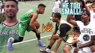Download Julian Newman PULLS UP To NYC at DYCKMAN!!! MAKES IT RAIN Video