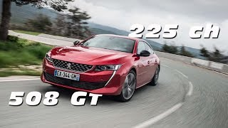 Download Essai Peugeot 508 GT PureTech 225 : les trois qualités et trois défauts de la nouvelle 508 Video