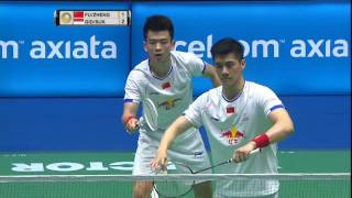Download Celcom Axiata Malaysia Open 2017 | Badminton F M5-MD | Fu/Zheng vs Gid/Suk Video