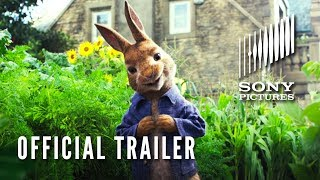 Download PETER RABBIT - Official Trailer (HD) Video