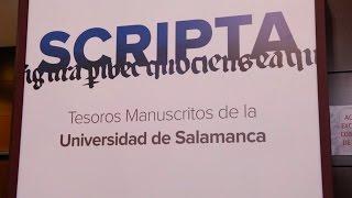 Download Scripta: tesoros manuscritos de la Universidad de Salamanca Video