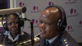 Download Rian interviews Acting Police Commissioner Khomotso Phahlane Video