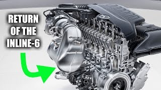 Download Why Inline 6 Cylinders Are Better Than V6 Engines - A Comeback Story Video