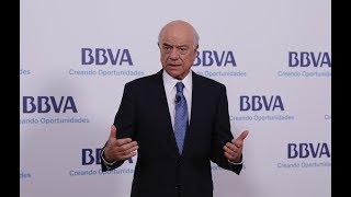 Download Declaraciones de Francisco González, presidente de BBVA, en la Junta General de Accionistas 2018. Video