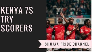 Download Kenya 7s Try Scorers At The 2018 Hong Kong 7s Tournament Video