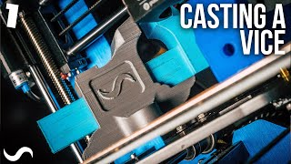 Download 3D PRINTING A BENCH VICE!!! PART 1 Video