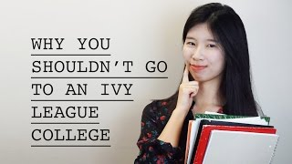 Download WHY YOU SHOULDN'T ATTEND AN IVY LEAGUE COLLEGE Video
