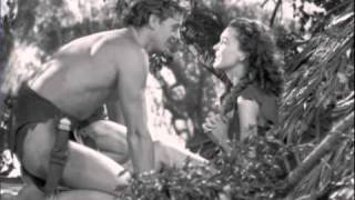 Download Tarzan Escapes (1936) - 2-Tarzan and Jane Waking in the Treehouse Video