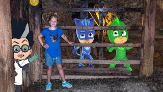 Download PJ MASKS Romeo Steals the Golden Pineapple The Assistant Mine Hunt Video