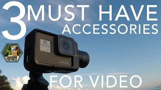 Download TOP 3 GoPro Accessories to Improve Your Videos Video