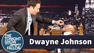 Download Dwayne Johnson Eats Candy for the First Time Since 1989 Video