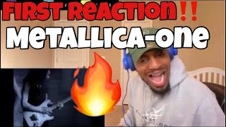Download (First Reaction to HEAVY METAL) | Metallica - One | REACTION Video