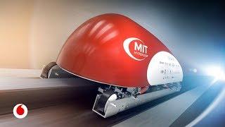 Download Hyperloop Pod Competition: el tren supersónico de Elon Musk, cada vez más cerca Video
