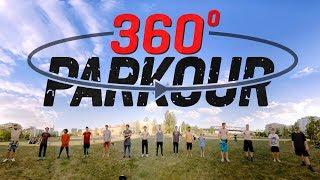 Download 360° Backflip Battle Circle - 8K Video