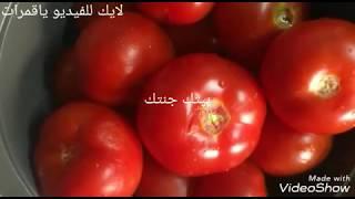 Download احفظي الطماطم سنه بدون ثلاجه او تجميد //وداعا لزحمة الثلاجه وفساد الطماطم Video