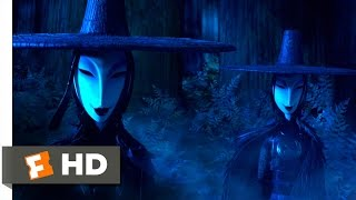Download Kubo and the Two Strings (2016) - The Sinister Sisters Scene (2/10) | Movieclips Video