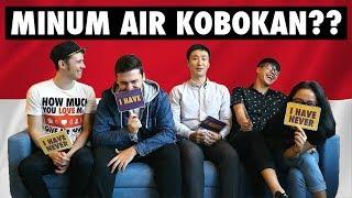 Download NEVER HAVE I EVER: FOREIGNERS IN INDONESIA (ft. Mas Kim, Felipe Valdes, Emmet Em) Video