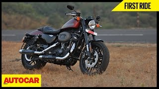 Download Harley-Davidson Roadster   First Ride   Autocar India Video