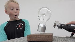 Download What's inside a Levitating Light? Video