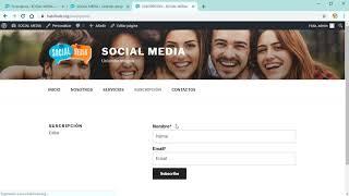 Download Cómo generar suscriptores en un sitio web con Wordpress Video