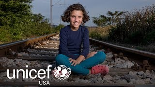 Download Hiba's Story: Ten-Year-Old Syrian Refugee | UNICEF USA Video