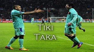 Download Lionel Messi & Dani Alves ● Ultimate Tiki-Taka Skills ● 2008-2015 Video
