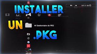 Download [TUTO] Comment installer un .PKG Video