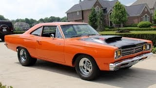 Download 1969 Plymouth Road Runner For Sale Video
