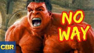 Download 10 Things Marvel Wants You To Know About RED HULK! Video