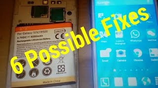 Download Fixed: Not Registered on Network / No Sim Inserted: 6 Possible Solutions Video