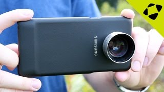 Download Official Samsung Galaxy Note 7 Lens Cover Case Review - Hands On Video