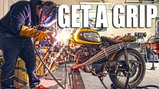 Download Get A Grip! - Harley Build Series Video