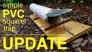 Download How to make ● a HUMANE PVC squirrel trap ● U P D A T E !!! Video