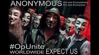 Download Anonymous #OpUnite WorldWide 2018/2019 Video