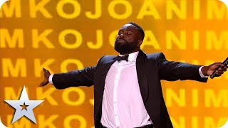 Download Comedian Kojo brings ALL the laughs to the BGT stage! | The Final | BGT 2019 Video