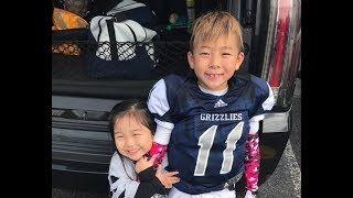 Download Tough Game For Our Pee Wees | EP. 26 | Football 2018 | TigerFamilyLife~ Video