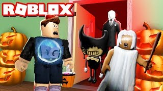 Download ENTRANDO A LA CASA DEL TERROR EN ROBLOX !! - Roblox (Haunted House) Video