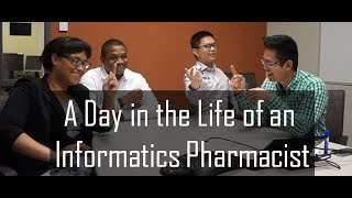 Download A Day In the Life of An Informatics Pharmacist | Episode 1 Video