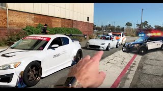 Download Cops Can't Leave Us Alone (TE SoCal BTS/Vlog 2) Video