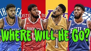 Download Why The NBA is SCARED of Paul George Leaving OKC! Video