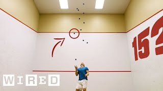Download Why It's Almost Impossible to Juggle 15 Balls | WIRED Video