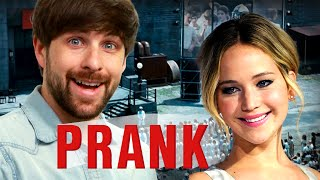 Download JENNIFER LAWRENCE PRANKS SMOSH (#PrankItFwd) Video