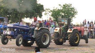 Download Farmtrac 60 VS Swaraj 855 Rohti Tractor Tochan कांटे की टक्कर Video
